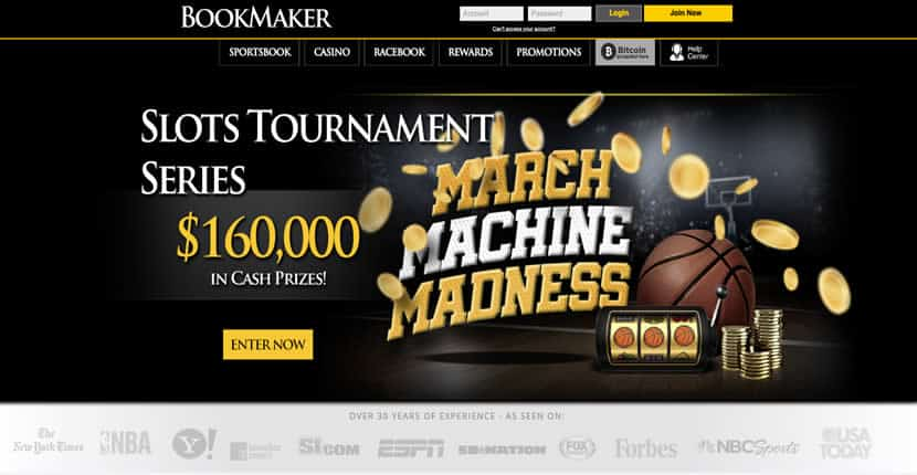 Bookmaker Promotions Page